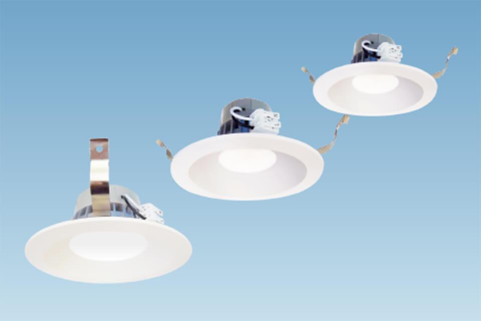 器具一体型LEDダウンライト