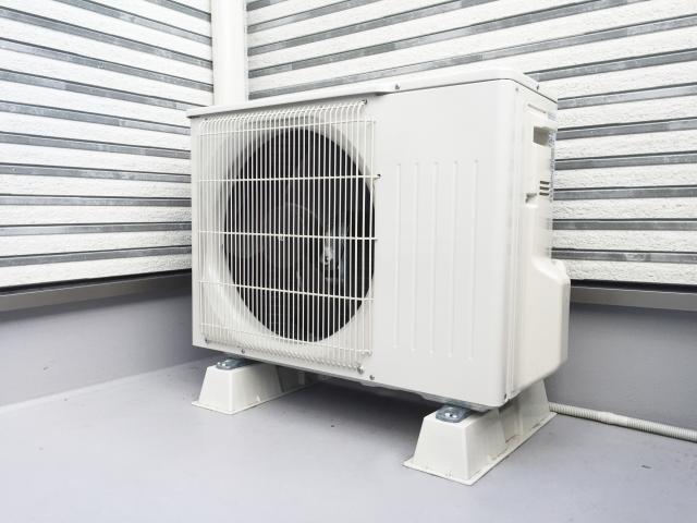 エアコン室外機